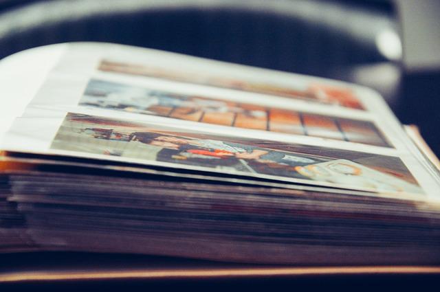 אלבום תמונות מעוצב