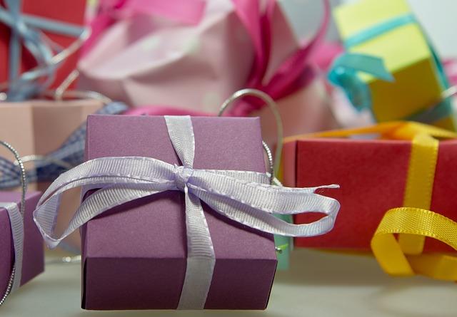 מתנות לכיתה א'
